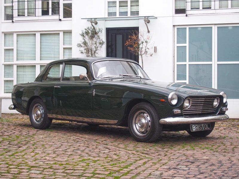 1967 Bristol 410 classic restoration project